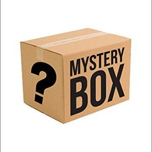 Men's and women's NWT resellers mystery box